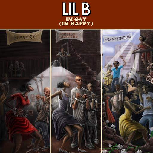 Lil B альбом Im Gay