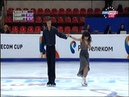 Cup of Russia 2014 FD Elena ILINYKH Ruslan ZHIGANSHIN