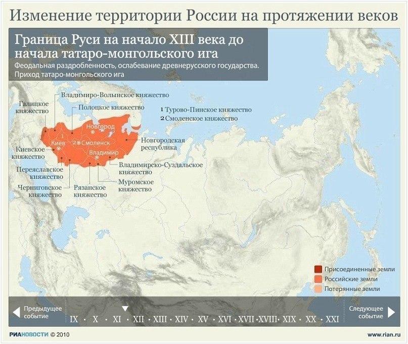 Изменение территории России на протяжении веков 0wKhvpd5pPw