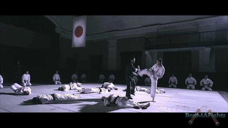 ☯ Best Fight EVER Donnie Yen vs 10 Japanese Ip Man /Yip man ☯