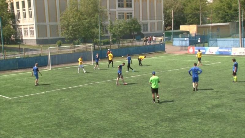 17 06 2018 Old school vs ФК КоринФ