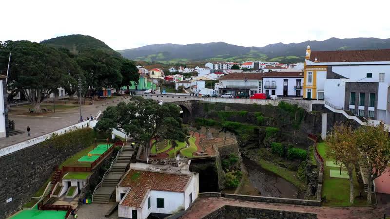 Португалия остров Сан Мигель