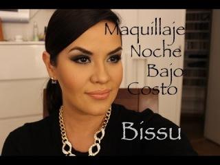 Maquillaje Noche Bajo Costo/Low cost /Verde Bosque Bissu