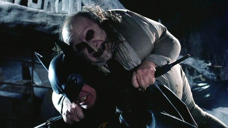 Batman vs Penguin | Batman Returns