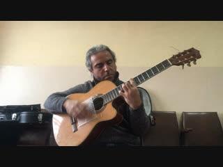 Gary Moore-Spanish Guitar 🎸-cover Garri Pat