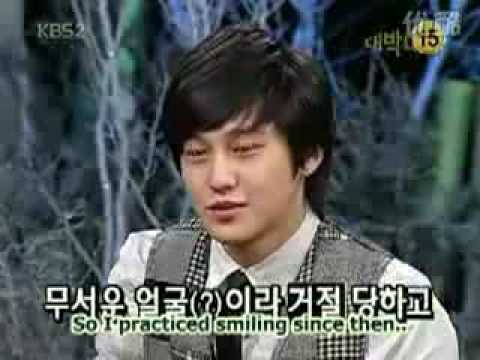 Kim Bum, changed by his 1st Love![Eng Subs]