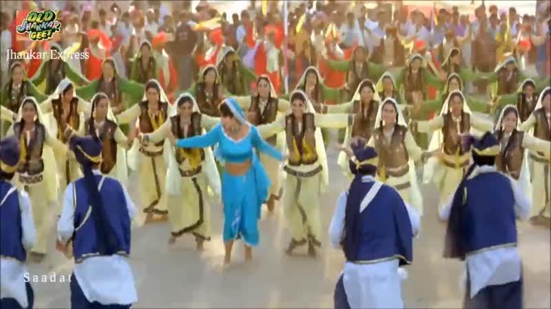 Rab Se Sajan Se Jhankar HD Jaan 1996 frm Saadat