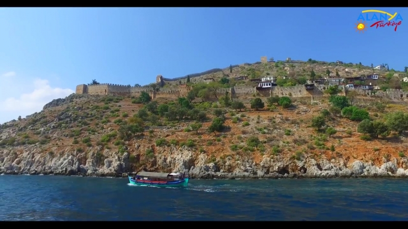 Алания - лучший средиземноморский курорт.