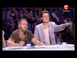 Певица Аида  Жюри не верит своим ушам  Богиня