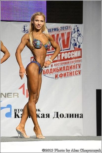 Ирина москалева фитнес бикини