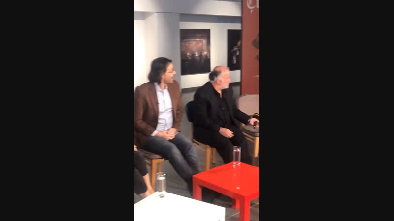 Пресс-конференция «Цицерон» с Бурджу