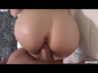 Ashley Anderson Gets Her Cute Lil Pussy Pumped In POV (Mofos Perfect Ass Creampie POV 18+)