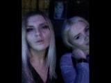 Катя Самбука и Аня Стич в Moscow Club