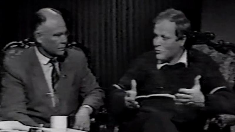 Б Е Золотов и Н И Коровяков отрывок телепередачи 1989г