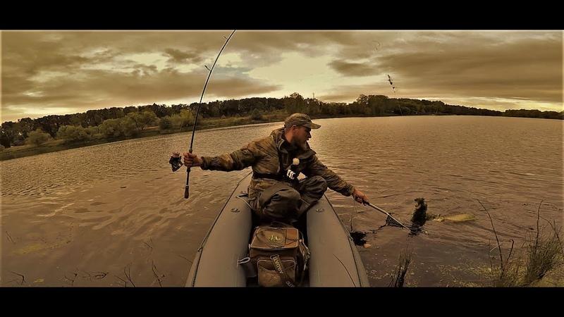 Рыбалка Зубастая Тётя Обед на Костре Удачный День