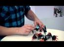 LEGO® Hero Factory. Видео дизайнеров. Новинки 1-ого полугодия 2014. На Русском