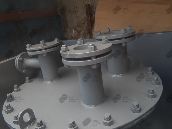 Резервуары стальные РГС-П1-5