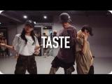 1Million dance studio Taste - Tyga (ft. Offset) / Jinwoo Yoon Choreography