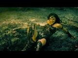 Чудо Женщина Против Думсдэя.Эпичные Моменты / Бэтмен против Супермена(2016)Моменты из Фильма