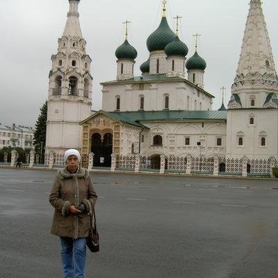 Елена Кириллова, 10 мая 1956, Новодвинск, id139211551