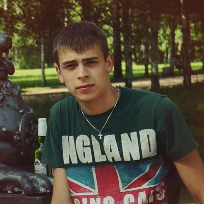 Данёк Гаранин, 16 сентября 1994, Псков, id161264769