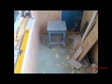 Монтаж панелей ПВХ на балконе