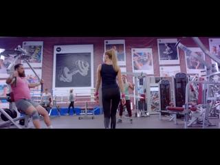 Миссия №3: #роковойвзгляд в фитнес-клубе