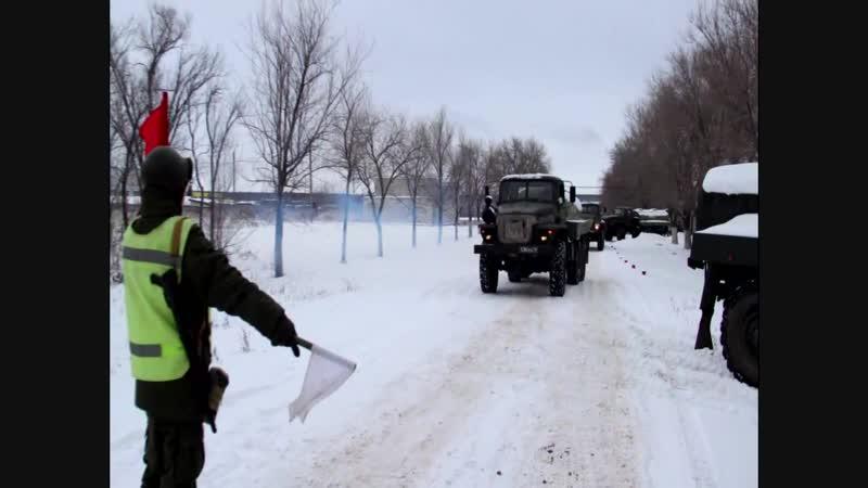 Автомобильные войска в/ч 11386