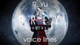 [Prey: Mooncrash] All voice lines for R. Yu (Mooncrash spoilers)