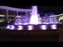 Поющий фонтан с огнем Кисловодск
