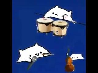 anime.webm Bongo Cat, Cowboy Bebop
