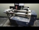 Sun Glory Danica 2 stations Horizontal CNC Polishing Machine for SS vacuum flask