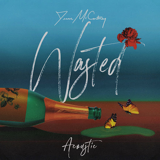Jesse McCartney альбом Wasted (Acoustic)