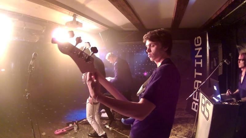 A Goddamned Soul Live 2016 Knubbel Marburg 8 14