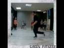 Брейк-данс в Грин Фитнес клуб!