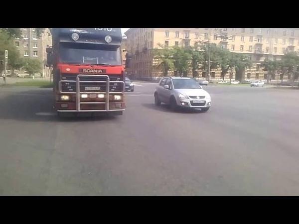 Санкт-Петербург. Троллейбус. 41 маршрут