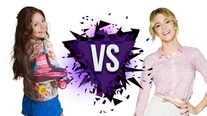 Soy Luna vs Violetta   Part 6   Abracachasyde