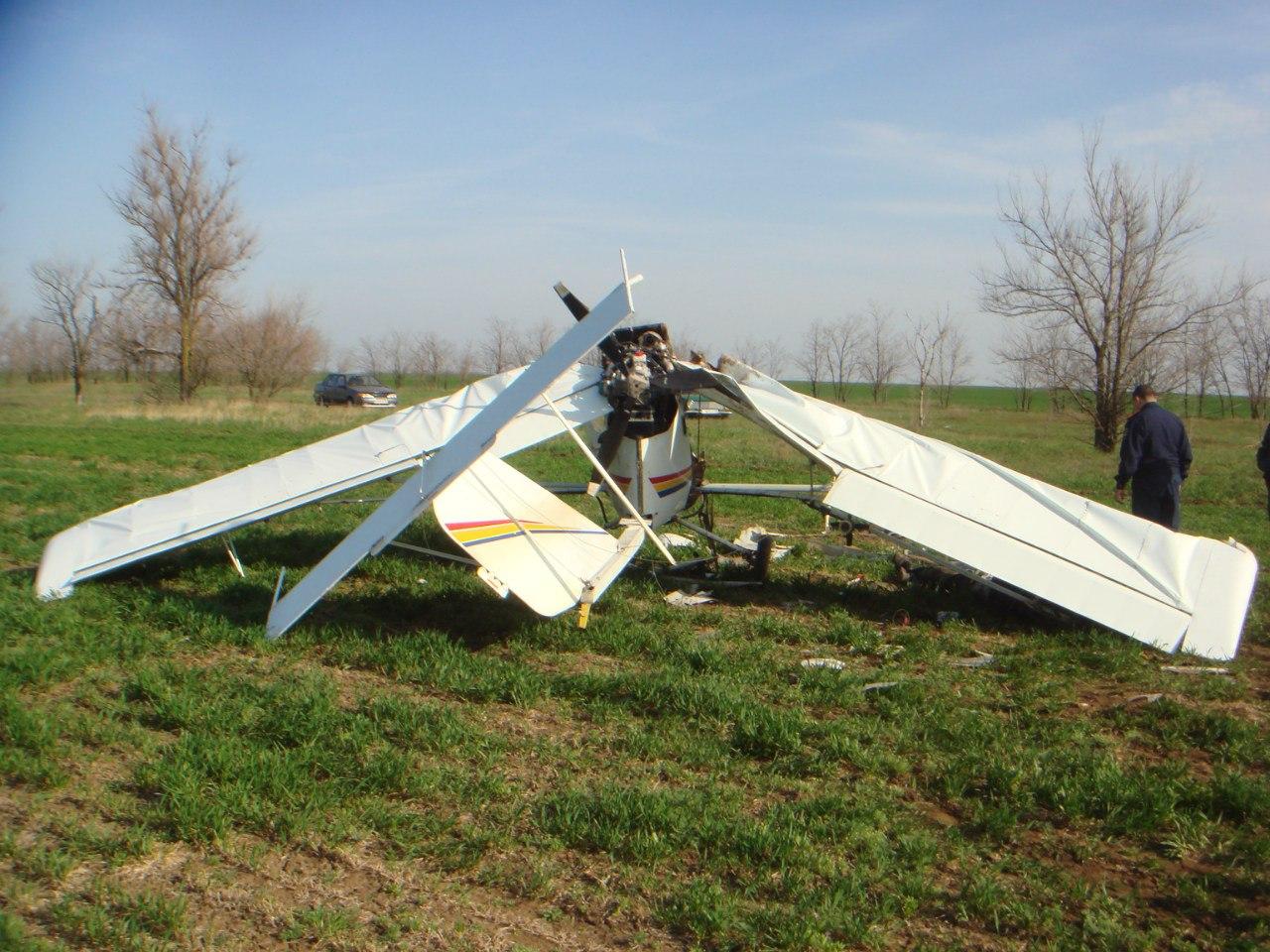 Самолет, пилотируемый жителем Луганска, разбился в Ростовской области - Цензор.НЕТ 6075