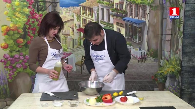 Греческая кухня (эфир 3.02.18г.)