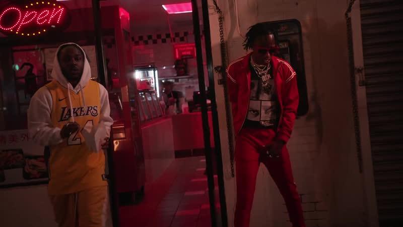 Rich The Kid ft. Kendrick Lamar - New Freezer - 1080HD