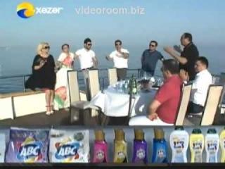 Manaf Agayev, Elnare, Nazenin, Mubariz, Namiq Mena, Elman gitara - Ay Zaur 29.06.2013