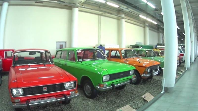 ЗАЗ-965, ЗИС-110Б, ГАЗ-22, ГАЗ-13С, ЗИЛ-3207 «Юность», ЗИЛ-141072 «Скорпион», Сочи АвтоМузей