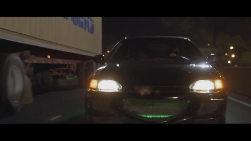 The Fast and the Furious - Keep on moving