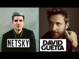 Netsky - Cold Ice (feat. David Guetta)