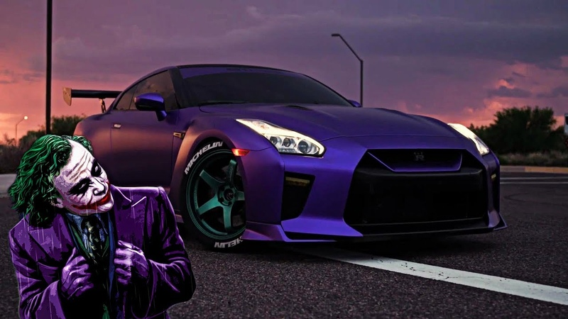 Jorker's 2018 GT-R ft. ARMYTRIX Exhaust x Advan GT Wheels - WHY SO SERIOUS?
