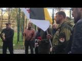 Годовщина со дня гибели Арсена Павлова ( Мотороллы )