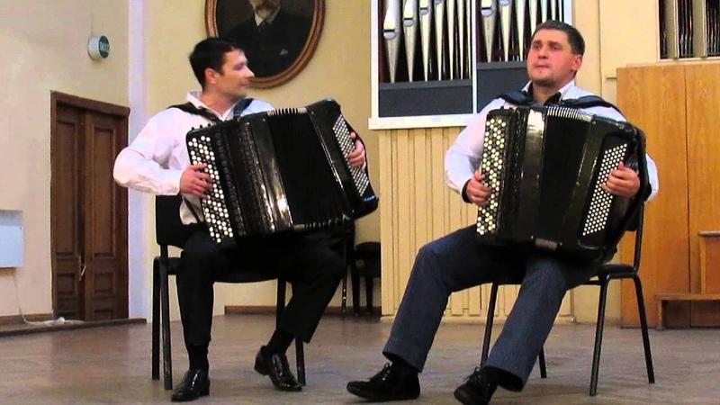 Karl Jenkins - Palladio Исп. Валерий Великодный и Роман Оныскив