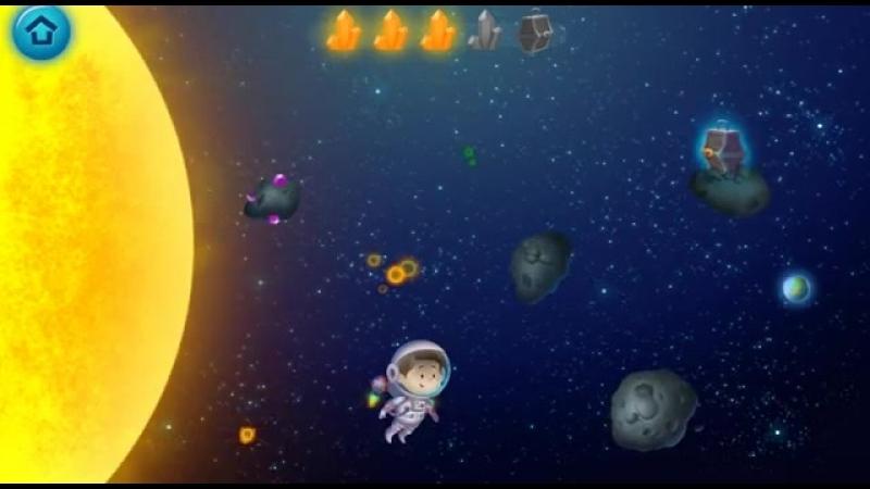 Развивающий Мультфильм Космос для детей Увлекательное путешествие в Космос 1 СЕРИЯ