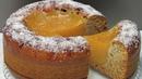 А вот и Постный ВУЛКАН. Пирог без Яиц, без Масла и без Молока. Fast cake Volcano