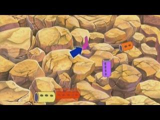 Даша-путешественница / Даша-следопыт / Dora the Explorer - 1 сезон 24 серия